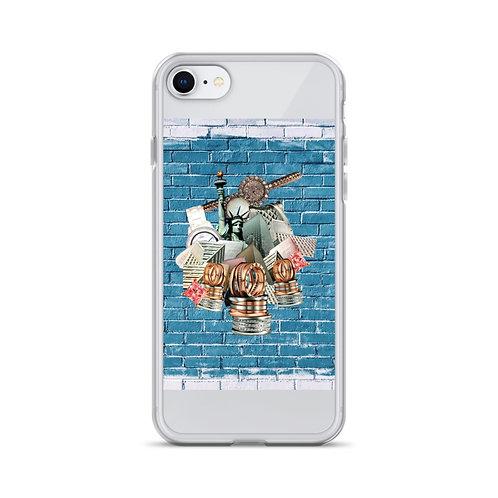 City Shine iPhone Case