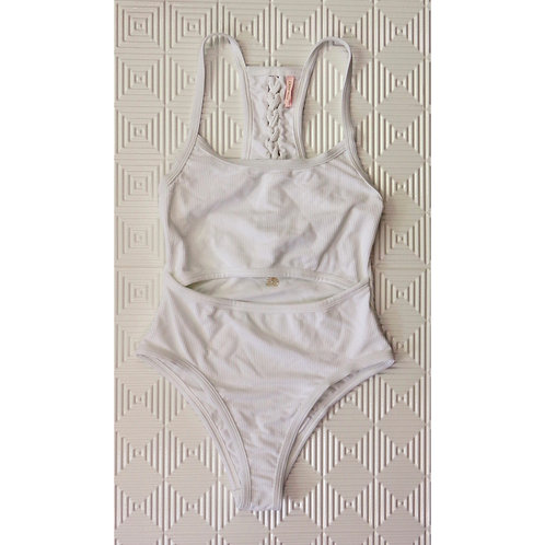 Carnation Cut Out One Piece