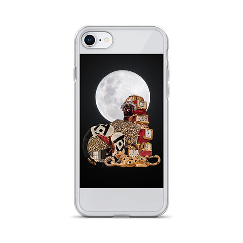 Ruby Red Bright iPhone Case