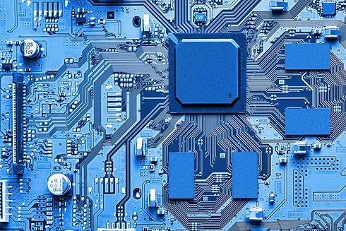 Electronic circuit board close up.jpg