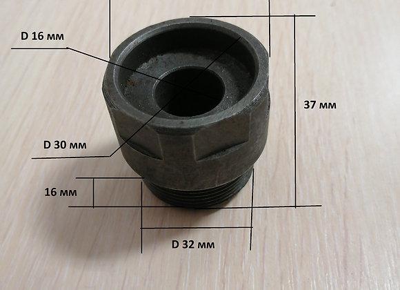 Гайка (направляющая) нагнетающего поршня КТ- 20,КТ-25