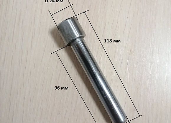 Нагнетающий плунжер  Junker 16 мм