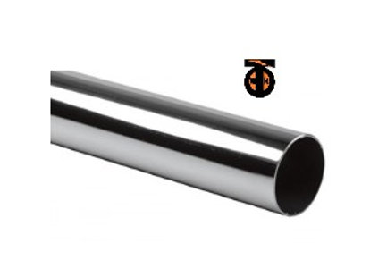 Труба хромированная круглая, d-10х1,0 L=3000
