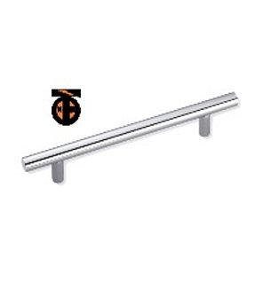 Ручка-рейлинг 224мм (хром) ф12мм