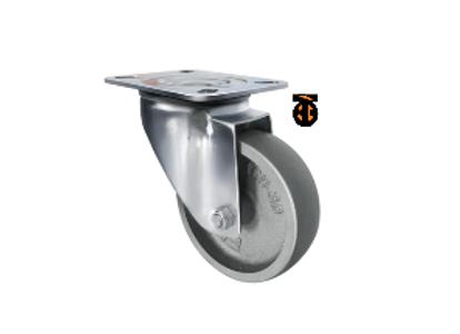 Колесо термостойкое поворотное EM01 VKV 100