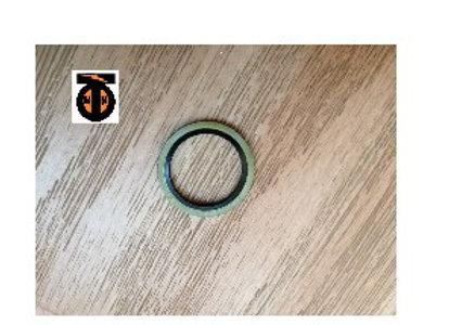 О - кольцо уплотнительное (резина-металл) М-18