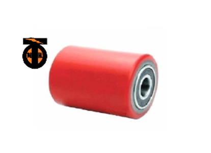 Ролик полиуретановый 50х70 мм с подшипниками