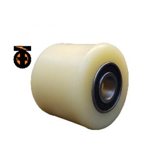 Ролик (полиамид)  для рохли 80*70 мм