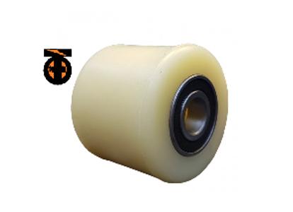 Ролик (полиамид)  для рохли 80*60 мм