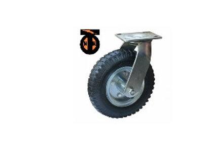 Колесо пневматическое поворотное SC80  SC80(20)