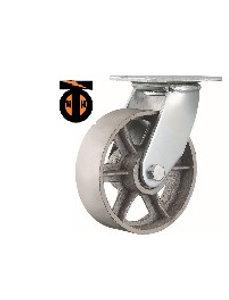 Колесо термостойкое поворотное 127 мм  1132127