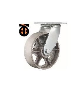 Колесо термостойкое поворотное 102 мм   1132102