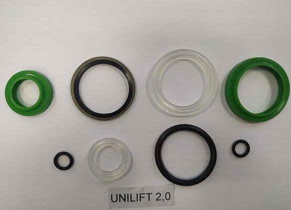 Ремкомплект гидроузла UNILIFT (16/28)
