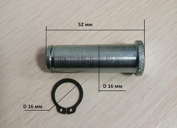 Полуось подвилочной тяги (с кольцом) 52