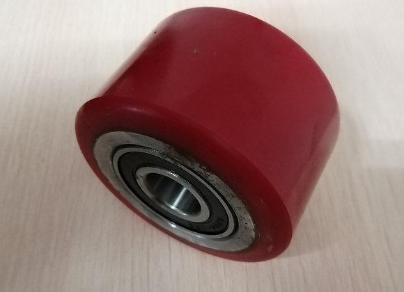 Ролик 80х50 (чугун- полиуретан)