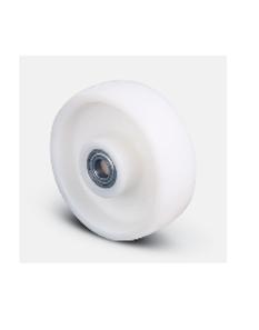Колесо для рохли опорное ( ZBZ 180*50*20 ), полиамид.