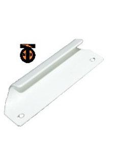 От 2 шт.Ручка балконная для евроокон( ПВХ-окна ), металлическая