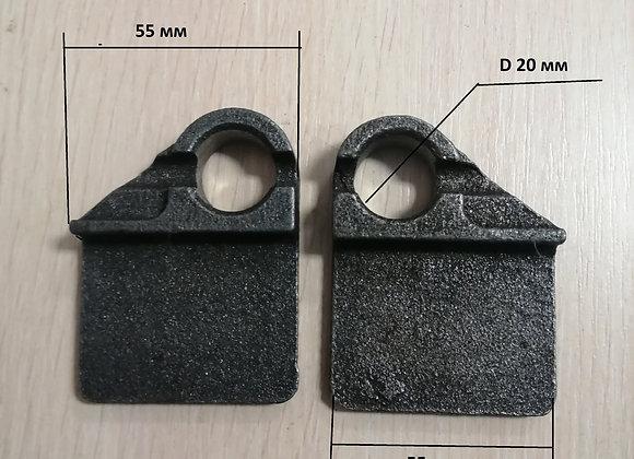 Проушина рамы (база) (правая,левая)