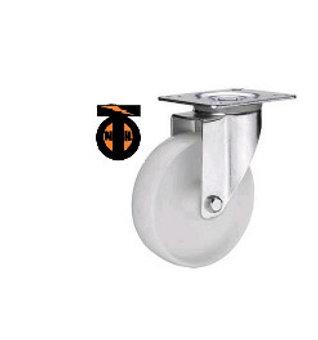 Колесо полиамидное( нейлоновое ) поворот. 100 мм  1122100