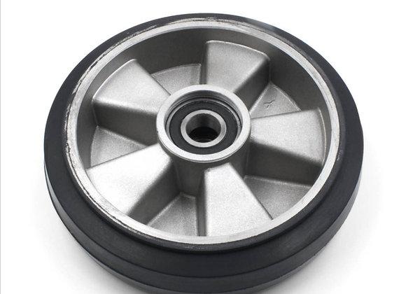 Колесо рулевое 200 (резина-алюминий)