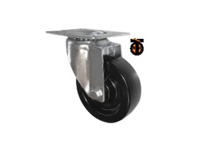 Колесо термостойкое поворотное RFG 100 (Италия)