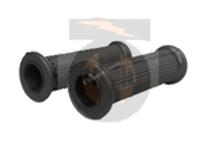 Ручка резиновая, диаметр 23 мм