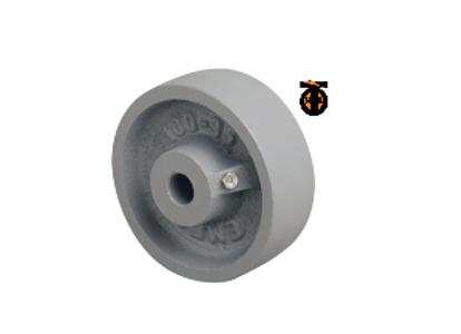 Термостойкое колесо без кронштейна VKV 55