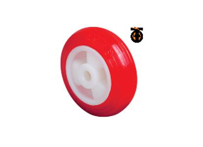 Полиуретановое колесо без кронштейна ZKP 150 (Турция)