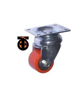 Колесо полиуретан. поворот. 35 мм (903035)   1043035