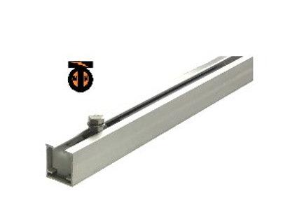 Направляющая для механизма раздвижных дверей, 037, L= 2