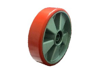 Колесо рулевое 200(алюминий- полиуретан)