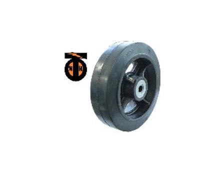 Колесо б/г обрезин. без кронштейна, 250мм( 20мм )  W8010(20)