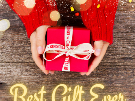 Best Holiday Gift Ever? You Bet It Was!