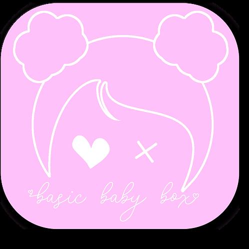 1 year Basic Baby Box
