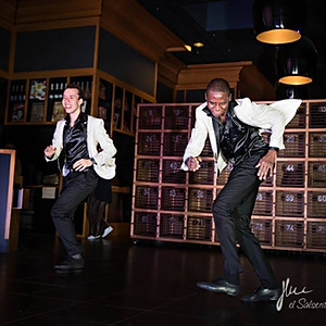 """Soirée """"Showtime"""" Black and White Mambo"""