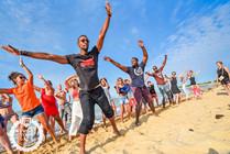 Participer à la Beach Party