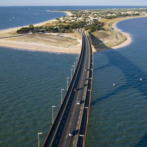 pont île de Ré
