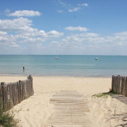 plage Rivedoux