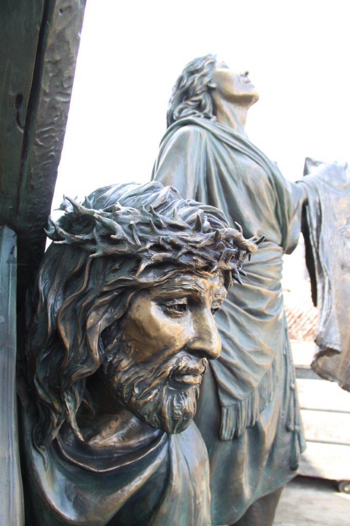 Bronze details