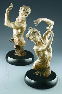Dance of Yes & No Busts