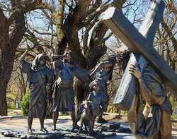 Bronze group react to Jesus