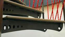 Spiral Stair Risers