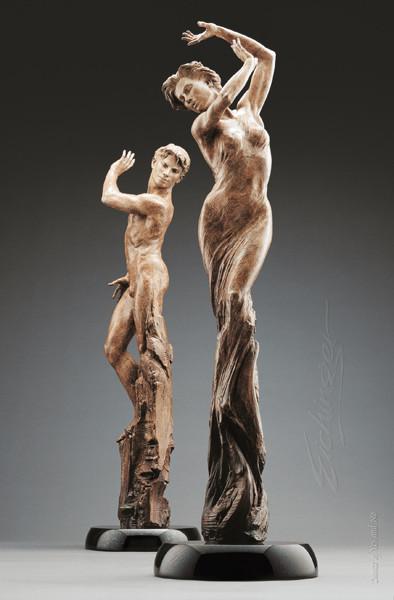 How dance influences sculpture