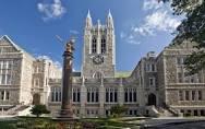Boston College, Chestnut Hill, MA
