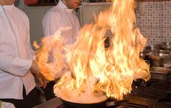 Restaurant Fire/Water Damage