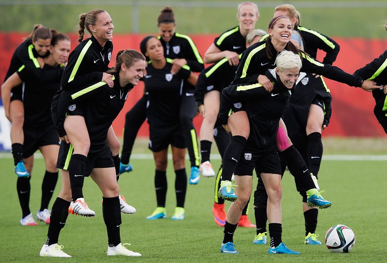 Women World Cup USA