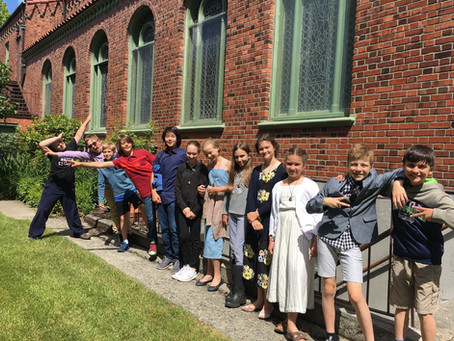 The 2018 Graduation and Summer Send-off Celebration
