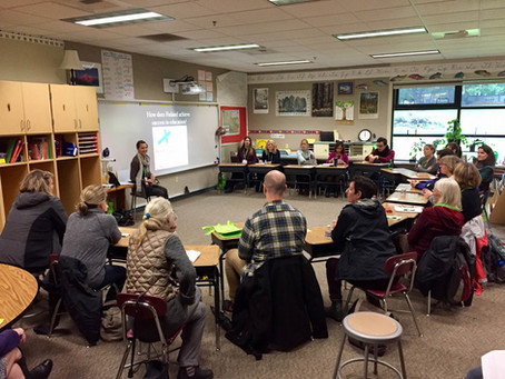 Professional Development for Educators: Gratitude for Those Who Make It Possible - By Morgan