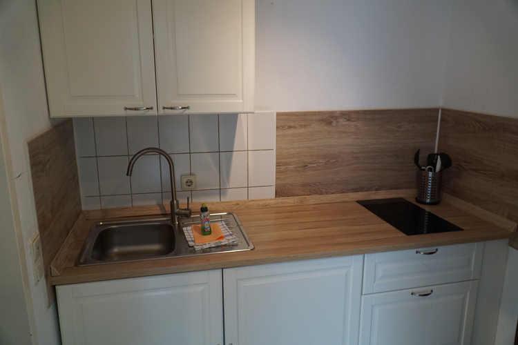 Küche Ferienwohnung Pension Zufriedenheit Dortmund
