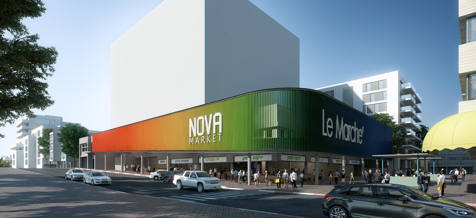 NOVA - Nayanya Market
